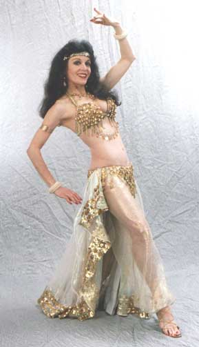 Anaheed, Middle Eastern Entertainer, Belly Dancer, Teacher