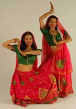 Veena and Neena, The Belly Twins, Bellydance DVDs
