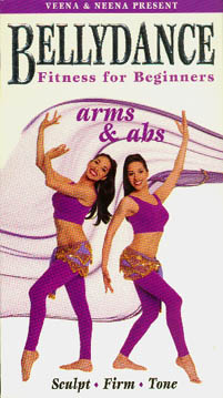 Veena And Neena Arms Abs Belly Dancers