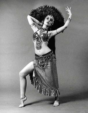 Ansuya, Belly Dancer and Middle Eastern Entertainer