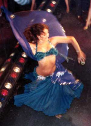 Malika, Teacher of Bellydance, Southern California, Northridge