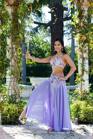 Pragati Belly Dancer Los Angeles California