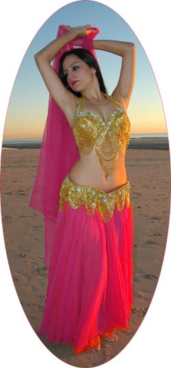 Serena, Teacher and Performer of Middle Eastern Dance in Irvine, CA