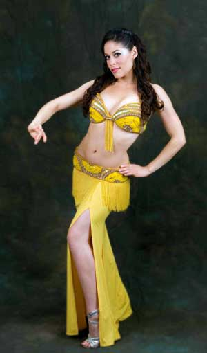 Veronica, Egyptian Bellydance Style