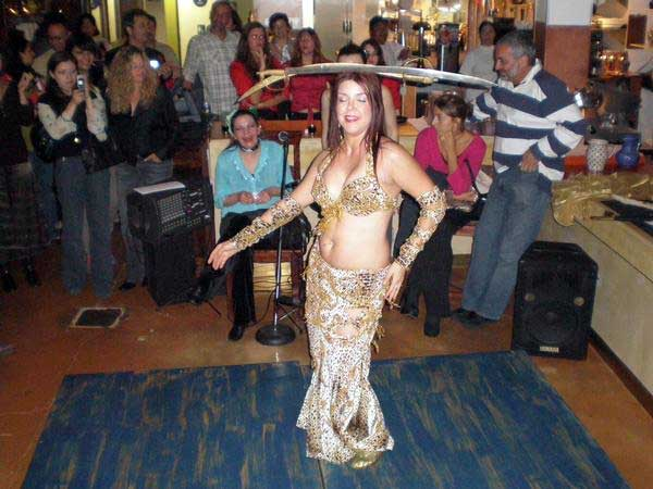 Zenouba, Bellydancer and Teacher of Dance in Arcadia, Monrovia and City of Commerce, CA